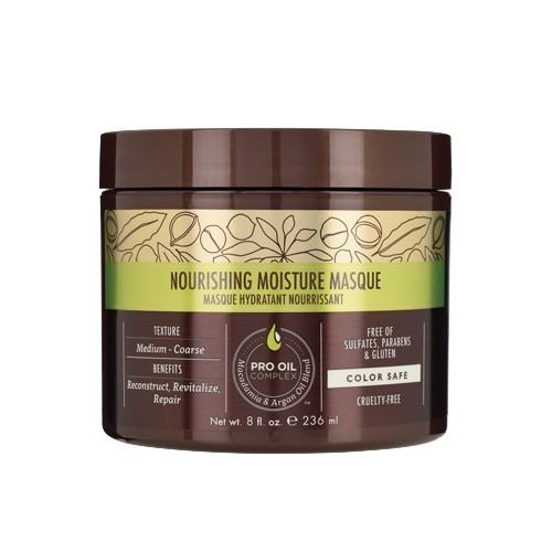 Macadamia Professional瑪卡奇蹟油潤澤髮膜