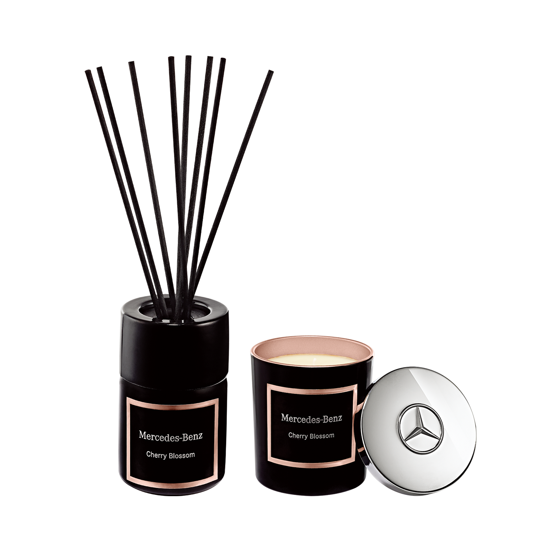 Mercedes-Benz櫻花綻放頂級居家香氛組